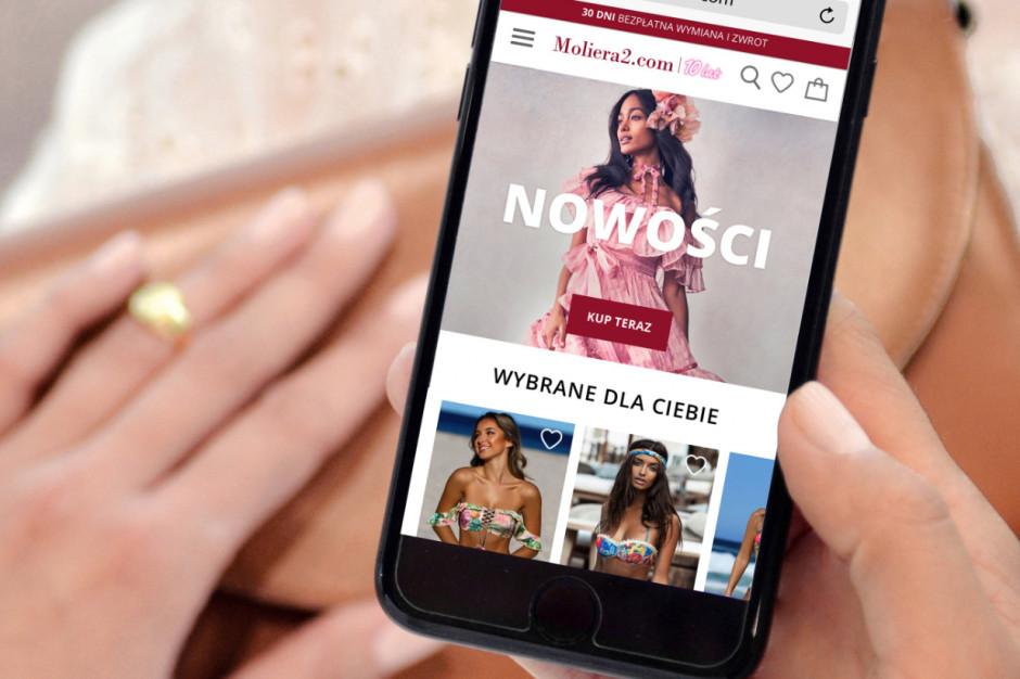 Na platformie Moliera2.com swoje kolekcje sprzedaje ponad 240 partnerów
