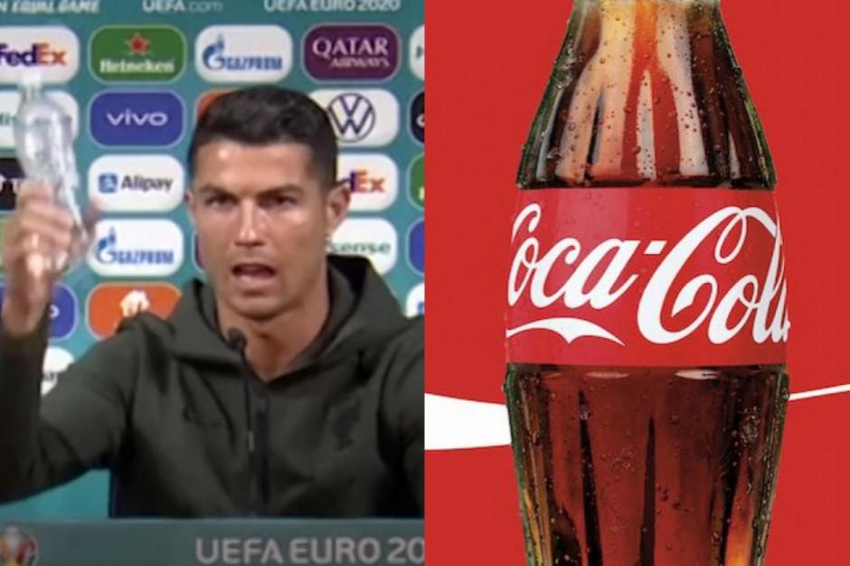 Coca-Cola vs. Cristiano Ronaldo. Remis ze wskazaniem na piłkarza