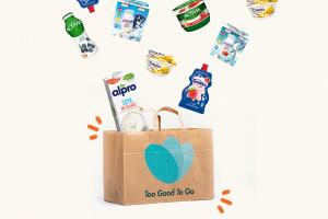 Danone dołącza do akcji Too Good To Go