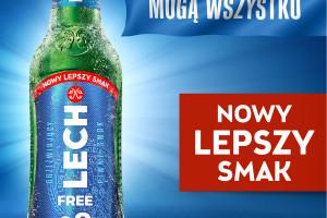 Nowy smak Lecha Free 0,0%