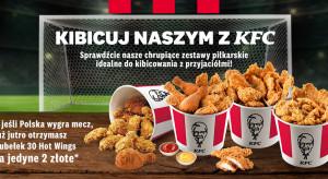 Jak Polacy wgrają z Hiszpanią, KFC sponsoruje klientom Hot Wing za 2 zł