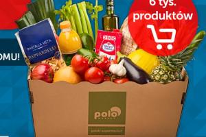 Polomarket poszerza usługę dowozu e-zakupów o kolejne miasta