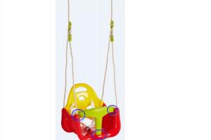 Kaufland wycofuje ze sprzedaży huśtawkę dla dzieci