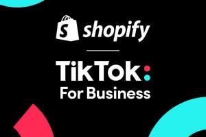 Sprzedawcy Shopify zyskują dostęp do funkcji TikTok For Business