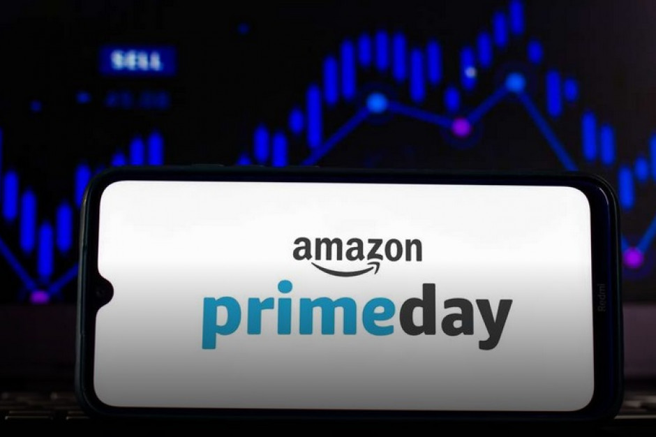 Amazon rozbija bank podczas Prime Day