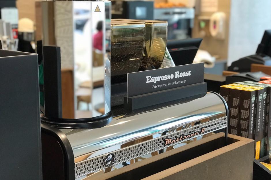 Starbucks otwiera nowe kawiarnie