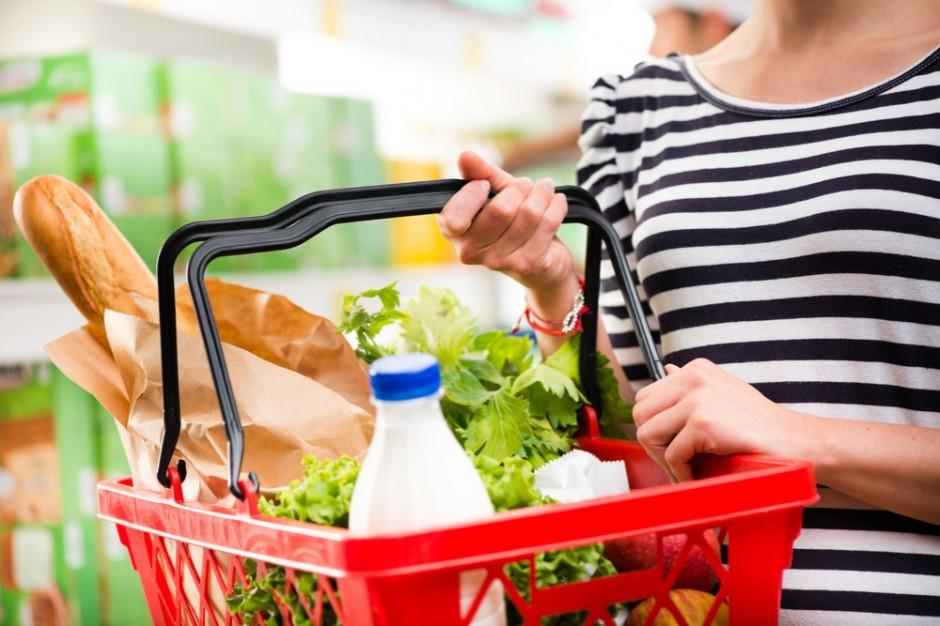 PIH: Sprzedaż w supermarketach wzrosła w maju rdr, spadła względem kwietnia