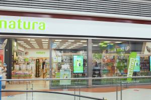 Drogerie Natura zdigitalizowały witryny sklepowe