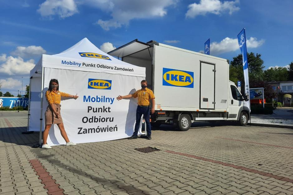 IKEA uruchamia Mobilny Punkt Odbioru Zamówień w Jastrzębiu-Zdroju