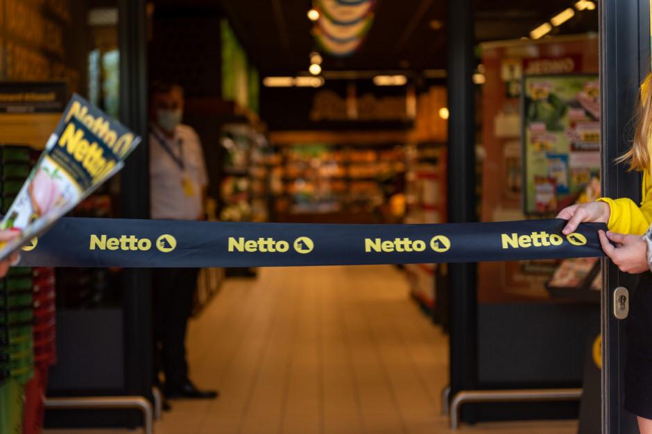 Na początku lipca Netto otworzy 12 sklepów w lokalizacjach po Tesco