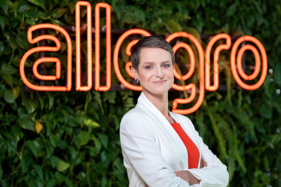 Anna Wróbel nową dyrektor HR Allegro. Pomoże w zatrudnieniu 1500 osób