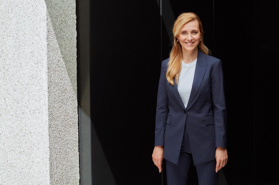 Monika Rajska-Wolińska szefową Colliers w Europie Środkowo-Wschodniej