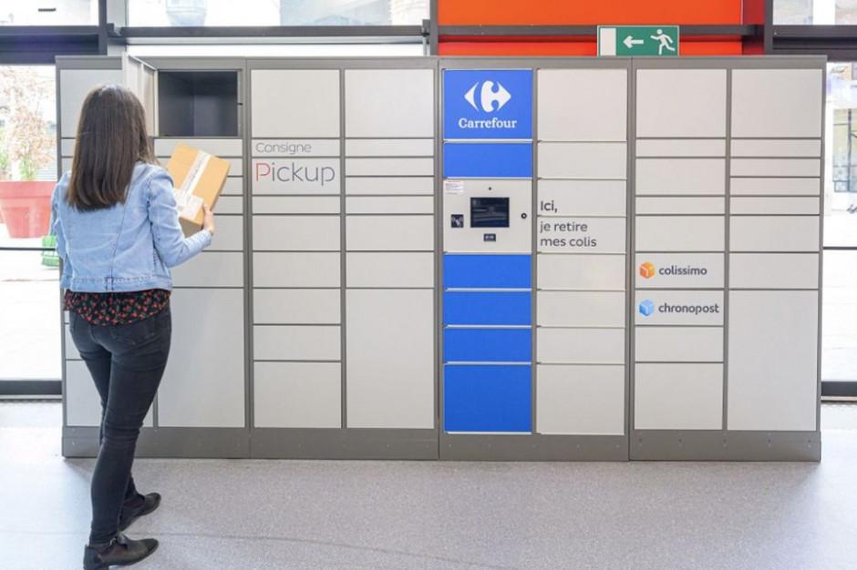 Carrefour w przyszłym roku uruchomi we Francji 400 maszyn paczkowych