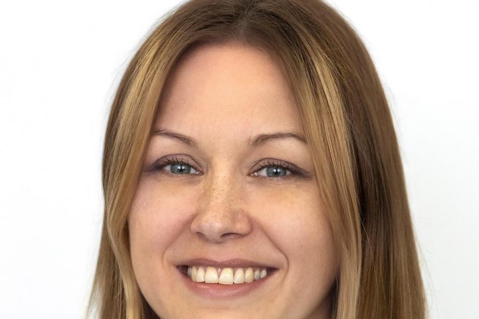 Agnieszka Dawicka na pokładzie Nethansy. Firma szuka specjalistów IT