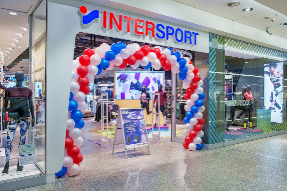 Wzrost marży poprawił przychody Intersportu