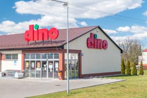 Dino powiększyło sieć o 150 sklepów