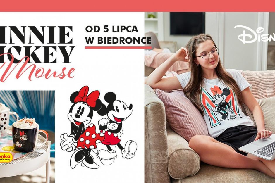 Kolekcja Disneya po raz pierwszy w Biedronce