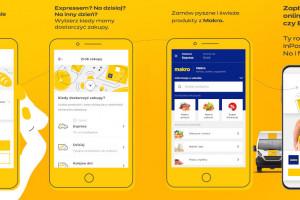 InPost testuje dowóz zakupów spożywczych. Makro partnerem