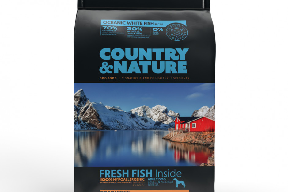 COUNTRY&NATURE - nowe karmy na rynku