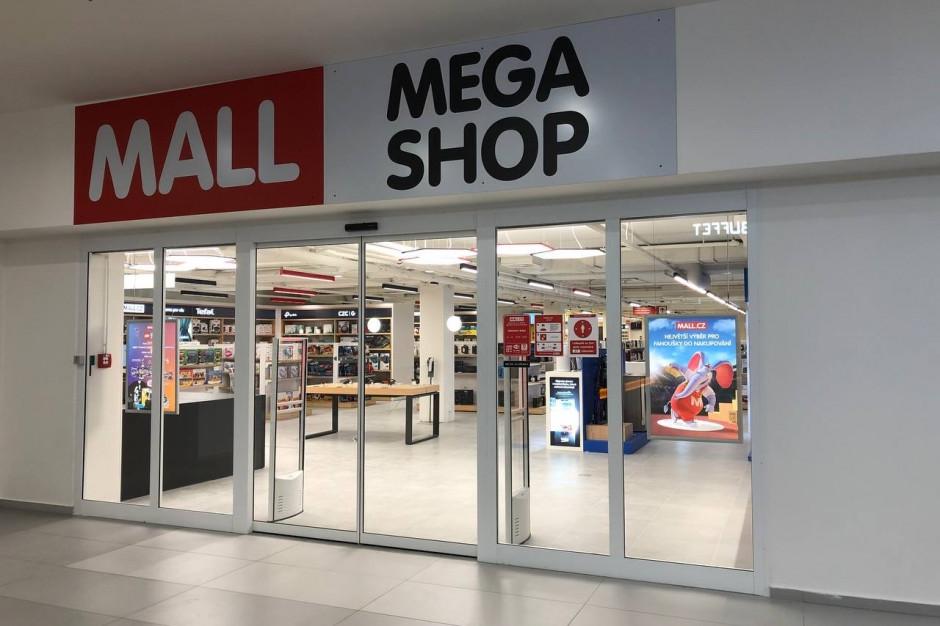 Mall.cz otworzy salon wystawowy w centrum handlowym w Brnie