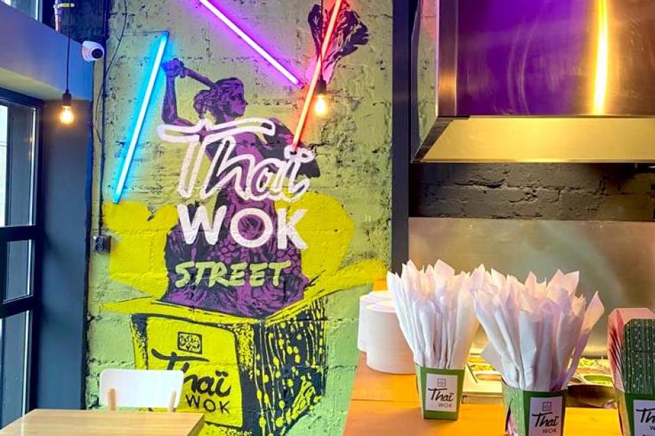 Marka Thai Wok wychodzi na ulicę