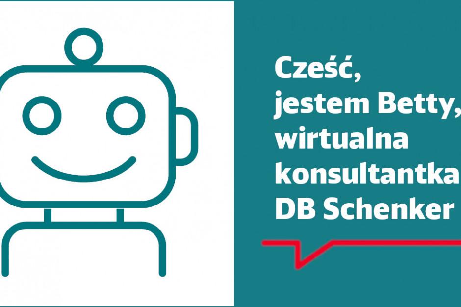 DB Schenker uruchomił nowy terminal na Podkarpaciu i korzysta z chatbota