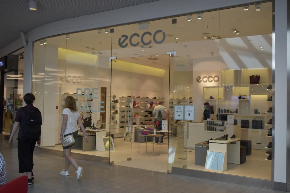 Salon ECCO w Galerii Warmińskiej
