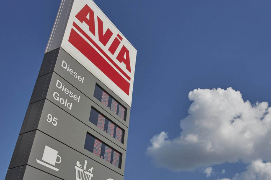 Pierwsze stacje Grupy Pieprzyk pod logo Avia