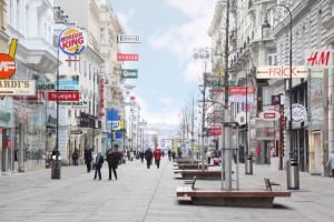 Najemcy przenoszą się na ulice handlowe