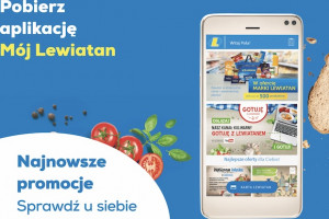 PSH Lewiatan pracuje nad nowymi rozwiązaniami w aplikacji mobilnej