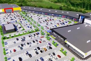 Lidl najemcą Koszalin Power Center. Otwarcie w drugiej połowie 2022