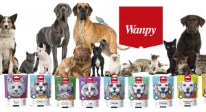 Wanpy – nowa marka dla zwierząt debiutuje w Polsce