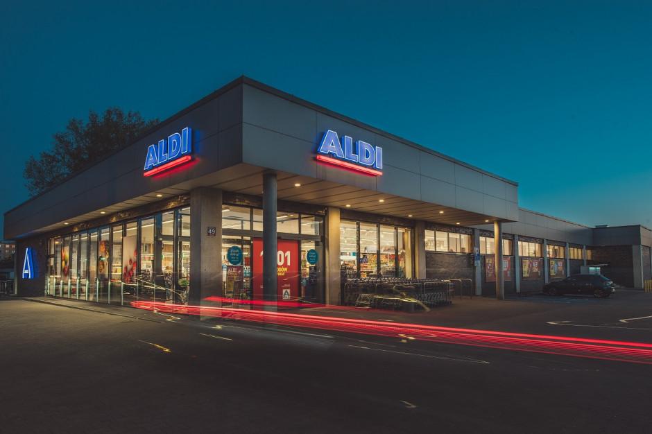 Od początku roku Aldi otworzyło 14 sklepów w Polsce