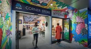 Kolorowy koncept convenience Aldi w Australii (galeria)