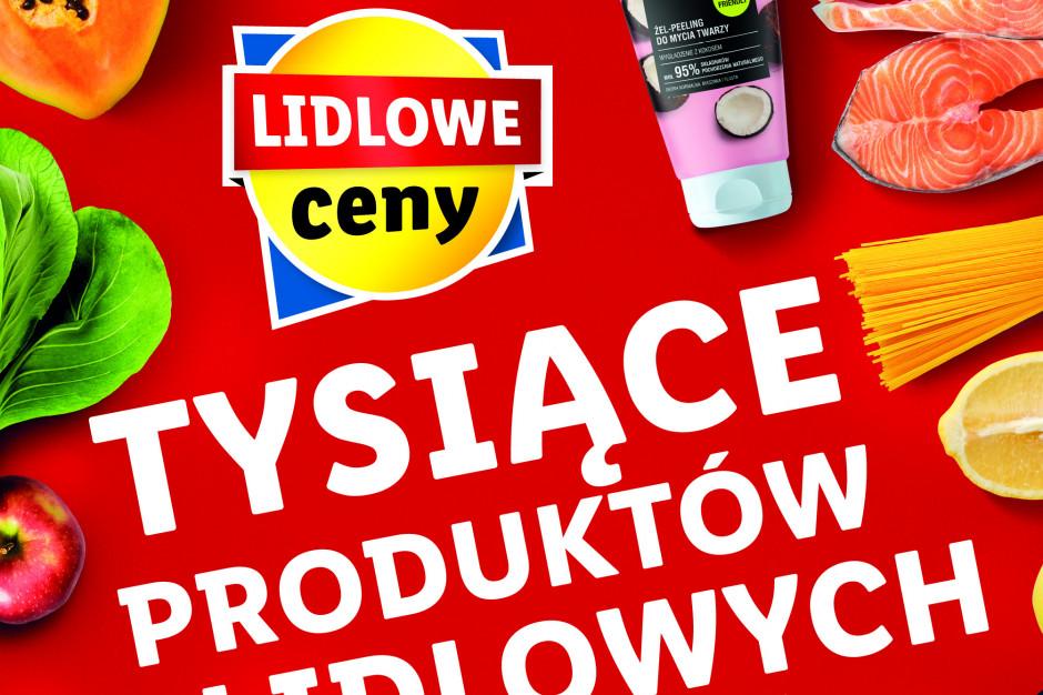 Lidl z kolejnym sklepami w Polsce
