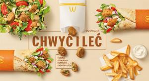 Falafel wchodzi do menu McDonald's