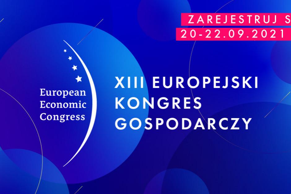 Zarejestruj się na XIII Europejski Kongres Gospodarczy!