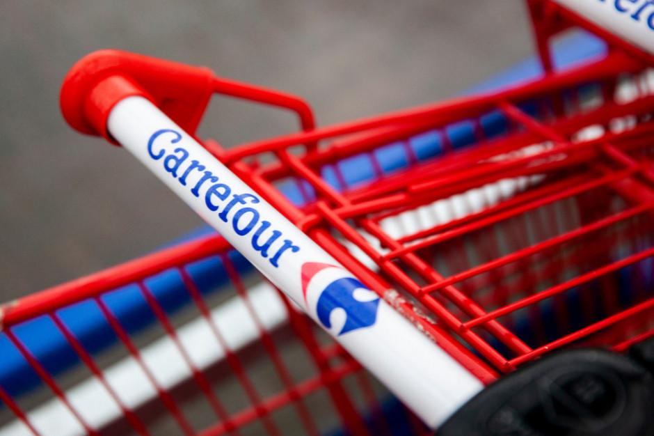 UOKiK ma zastrzeżenia do przejęcia sklepu Tesco przez Carrefour