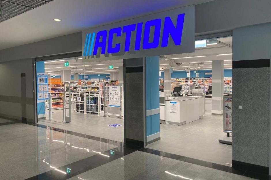Action wchodzi do kolejnych województw, do końca sierpnia chce mieć 130 sklepów