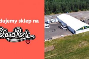Lidl z polowym sklepem na festiwalu Pol'and'Rock. Pracowało w nim 250 osób