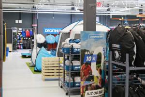 Ostrożne plany Decathlonu - jeden sklep rocznie. Spółka z 54 mln zł zysku netto