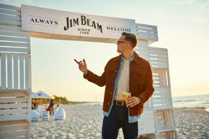 Mrozu ambasadorem kampanii Jim Beam Always Welcome