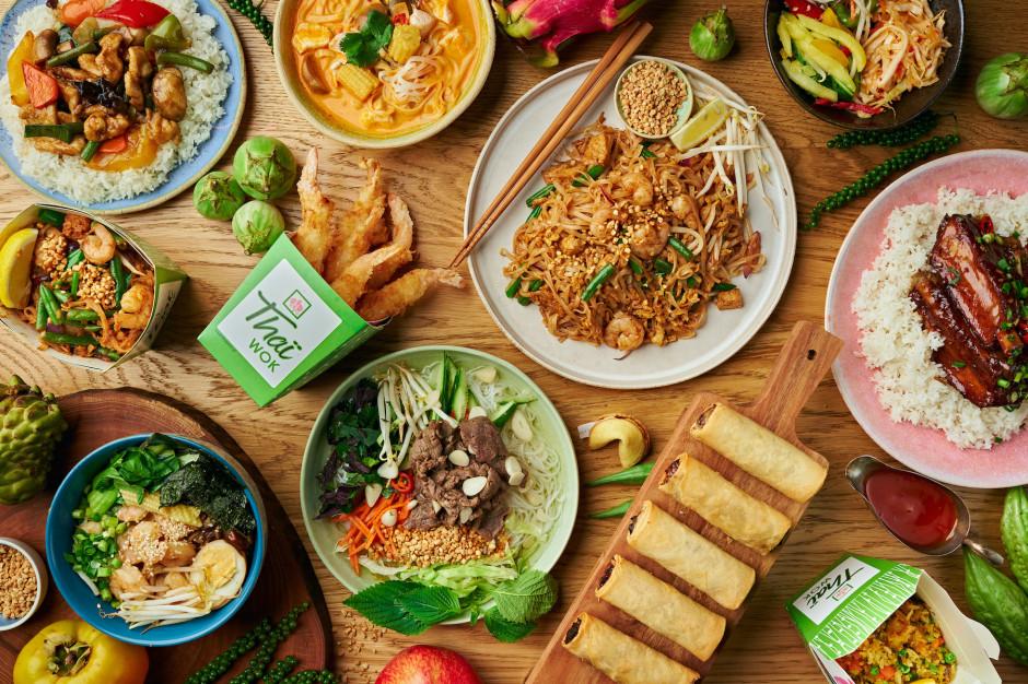 Co zamawiają Polacy w Thai Wok? Pad thai, pad udon oraz ryż smażony