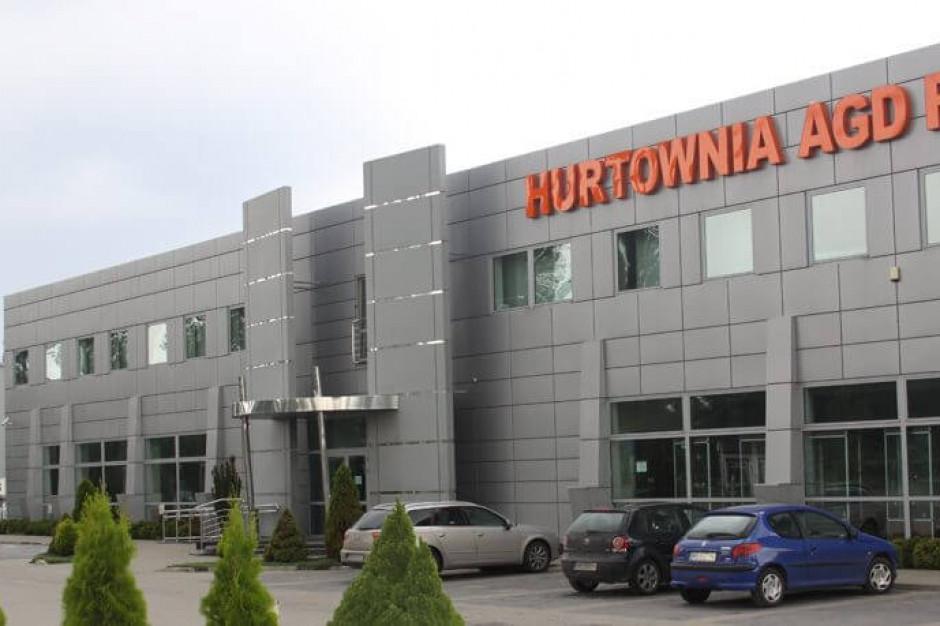 Centrum dystrybucji Dr. Max Lekomat w Good Point Łubna