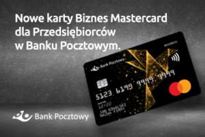 Bank Pocztowy z nową kartą Mastercard oferującą darmowe ubezpieczenie
