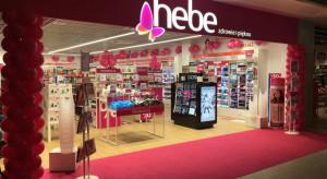 Sieć Hebe w rok zamknęła 11 sklepów