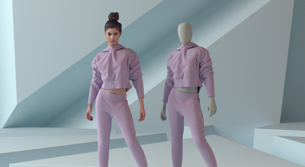 Dzięki rozszerzonej rzeczywistości ubierzemy się wirtualnie
