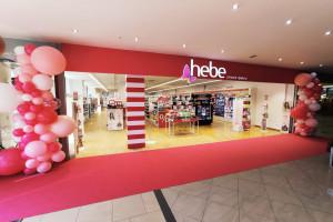 Pierwsza drogeria Hebe otwarta w Wyszkowie