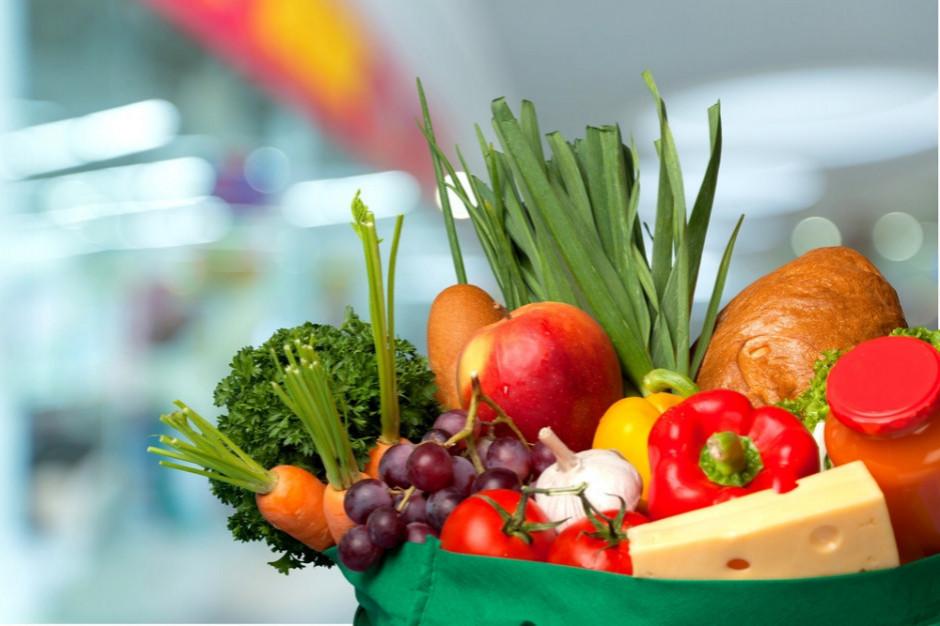 Największy wpływ na wzrost inflacji miały ceny żywności i napojów bezalkoholowych