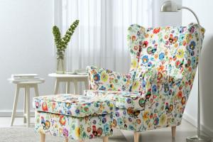IKEA świętuje 60-lecie w Polsce kolekcją w łowickie wzory